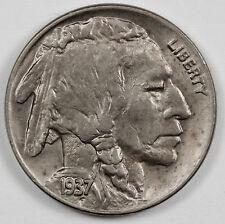 1937-d Buffalo Nickel. B.U. 66731