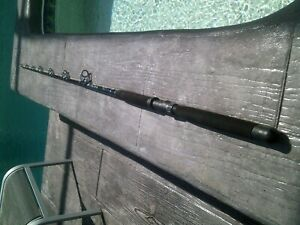 "New Custom Built 6'6"", 50-80 lb, Heavy, Off-Shore Fishing Rod"