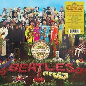 THE BEATLES - Sgt Peppers Lonely Hearts Club Band - Vinyl LP Record