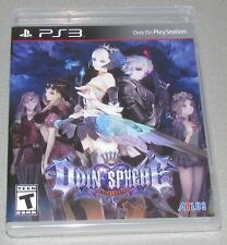 Odin Sphere Leifthrasir for Playstation 3 Brand New! Factory Sealed!