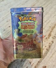 More details for 2004 sealed rayquaza pokemon card tcg gift pack deck tin - 2 ex boosters!