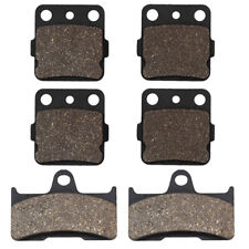 Front Rear Brake Pads For YAMAHA YFM 660 Grizzly 02-08 YFM660 F Grizzly 03-2005