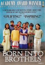 Born Into Brothels (DVD, 2005) CHILD SLAVERY IN INDIA USED VERY GOOD