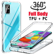 360° Full Body Shockproof TPU+PC Case Cover For Samsung Galaxy S20 Plus / Ultra