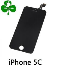 For iPhone 5C LCD Touch Screen Display Digitizer Glass Assembly Unit Black NEW