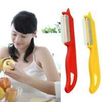 Anti-slip Peeler Potato Vegetable Fruit Food Peeler Slicer Cutter P0C7