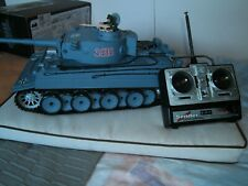 RC Panzer Tiger 1 mit Metallgetriebe + OVP