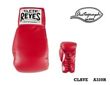 Authentic Cleto Reyes Red Autograph Glove