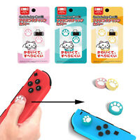 1 pair Thumb Grips Caps Cover for Nintendo Switch & Switch Lite Joy-Con Joystick