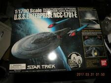 BANDAI STAR TREK 1/1700 USS ENTERPRISE NCC-1701 E KIT
