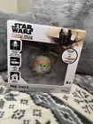 Star Wars The Mandalorian Baby Yoda, The Child ~ Motion Sensing Helicopter ~ NIB