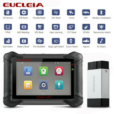EUCLEIA S8M Automotive All Systems Diagnostic Tool DPF EPB TPMS OILRESET Coding