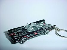 TV 3D 1966 BATMOBILE CUSTOM KEYCHAIN keyring key ring BATMAN & ROBIN TV SERIES!