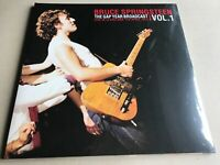 THE GAP YEAR BROADCAST VOL.1  by BRUCE SPRINGSTEEN  2 x vinyl lp   PARA158Lp