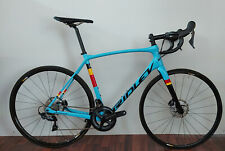 """RIDLEY KANZO SPEED M SIZE 57CM/ 22"""" CARBON FRAME SHIMANO ULTEGRA GS"""