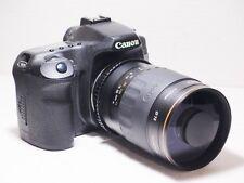 EOS fit 500mm lens =750mm on CANON DIGITAL SLR 80D 700D 760D 750D 700D 77D 800D
