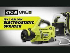 Ryobi 18V ONE+ Cordless Electrostatic Sprayer