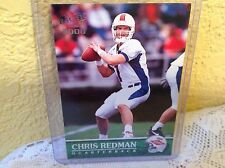 CHRIS REDMAN 2000 PACIFIC ROOKIE CARD # 438 NFL FOOTBALL BALTIMORE RAVENS