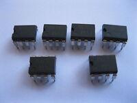 6 pcs MN3101 8pin DIP Chorus Delay Flanger IC Chip BBD Transistor