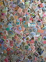 1,000 Different Worldwide Foreign MINT Stamps from Large Collection // MNH / MH