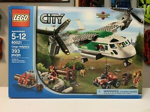 LEGO 600021 City Cargo Heliplane, Brand New & Sealed