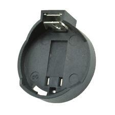 10PCS Top CR2025 CR2032 3V Button Coin Cell Batterie Socket Holder Box Case
