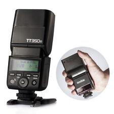 Godox TT350F Camera Flash 2.4G HSS 1/8000s TTL GN36 Speedlite for Fuji Cameras