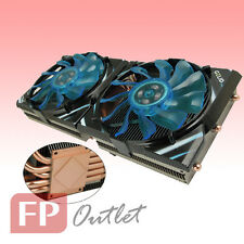 GELID ICY VISION-A VGA Graphic Card Cooler 2x Fan Heatpipe AMD Radeon R9 280X270