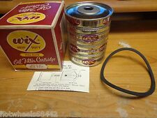 NOS Wix 1952-1957 Lincoln 1954-1957 Mercury 1952-1957 Ford Oil Filter Cartridge