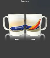 Southwest Airlines Coffee Mug Cup