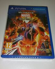 Ultimate Marvel vs Capcom 3 NEW Sealed PlayStation Vita PSV PS versus Rare game