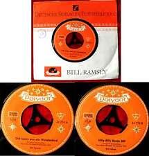 Single Bill Ramsey: Old Jonny war ein Wunderkind (Polydor 24 774) D 1962