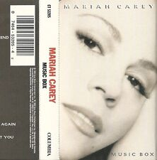 Mariah Carey - Music Box (Cassette 1993 Sony) USED