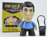 Star Trek Original Series Where No Man Has Gone Before Mini-Figure - Spock