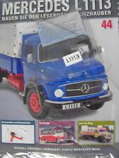 Mercedes l 1113/1966 * Nº 44 * coleccionista kit 1:12