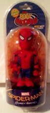 Marvel Neca Body Knockers Solar Powered! Marvel Spider-Man Homecoming New MISB