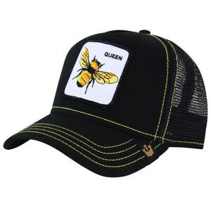Goorin Bros Queen Bee Trucker - Black