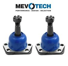 For Ford Mazda Tribute Mercury Pair Set of 2 Front Upper Ball Joints Mevotech