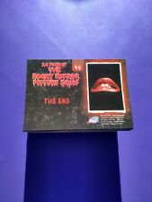 20 Years Of Rocky Horror Picture Show 1995 Comic Images Base Card Set 90 Movie