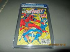 X-Force 11 CGC 9.8, 1st App. of Real Domino, Deadpool App. (Marvel 1992)