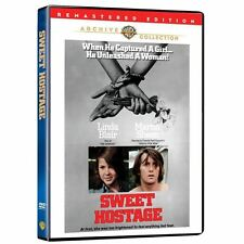 Sweet Hostage DVD 1975 Linda Blair, Martin Sheen (MOD)