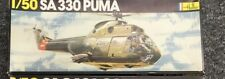 1/50 HELLER SA330 PUMA UNMADE MODEL HELICOPTER MODEL KIT