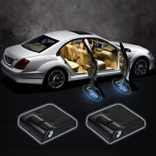 2x LED car door Ghost Shadow Projector Courtesy light for Volvo S60 V60 V40 XC90