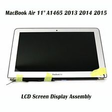 """Apple MacBook Air 11"""" A1465  2013  2014 2015 LCD Screen Assembly 661-7468"""