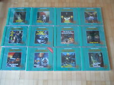 John Sinclair Tonstudio Braun Folge 41 bis 52    Hörspiel CD`s