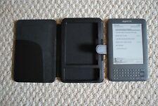 Amazon Kindle Keyboard (3rd Generation) 4GB, Wi-Fi   3G (Unlocked), 6 In Black