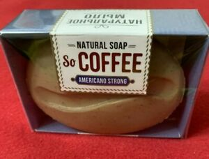 Natural toilet soap solid series So COFFEE AMERICANO STRONG free shipping