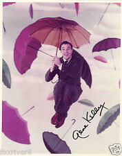 GENE KELLY Signed Photograph - Film Actor / Director - preprint
