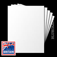 A6 White Plain Postcards 170gsm No Print - All Quantity Packs - Inkjet & Laser