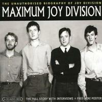 Maximum Joy Division : Maximum Joy Division CD (2007) ***NEW*** Amazing Value
